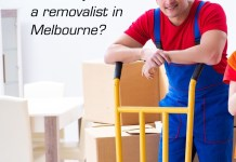 How do you find a removalist in Melbourne