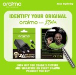 Do Not Buy Fake! Read on to find out if you own an original Oraimo product