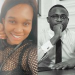 Sandra Iheuwa releases chats purportedly showing Ubi Franklin talking about marrying her to counter his claims that she's the one who won't leave him