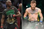 Conor McGregor and Kamaru Usman slam each other on social media after the Irish UFC star accused him of 'copying' his shots