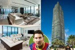 Lionel Messi reportedly buys £5m luxury Miami apartment with 1,000-bottle wine cellar (photos)