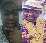 Comedian, Princess, says her foster child is the 14-year-old victim actor Baba Ijesha allegedly defiled starting from when she was 7 (video)