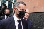 Ryan Giggs pleads not guilty in first court appearance after being charged with assault (photos)