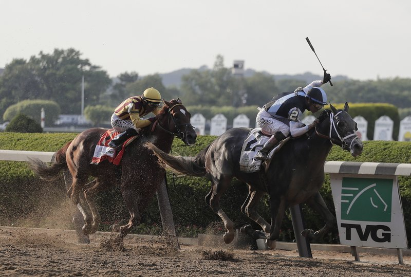 2017 Belmont Stakes, Tapwrit_593177