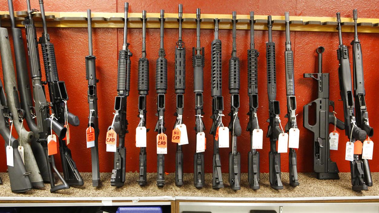 Poll Americans and Guns_706559