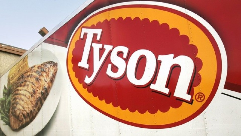 Earns Tyson Foods_1560094422100