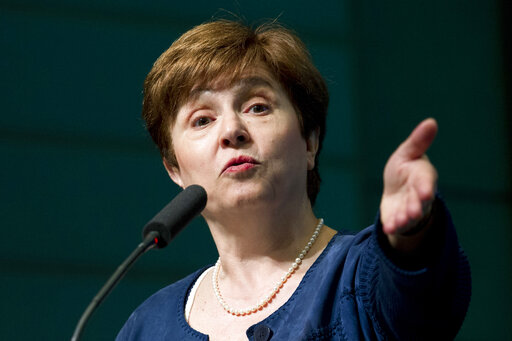 Europe pushes World Bank official Georgieva for top IMF job