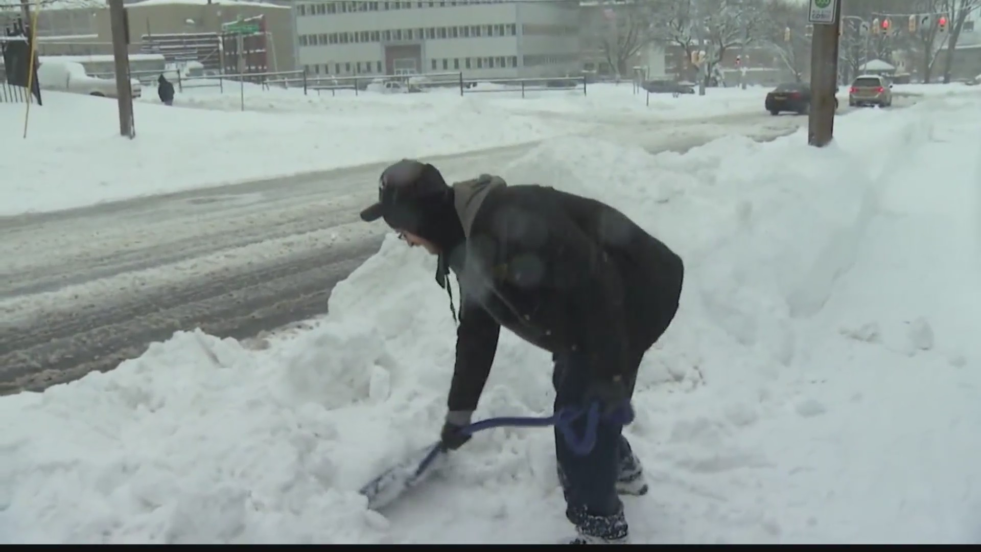 schenectady snow shovel