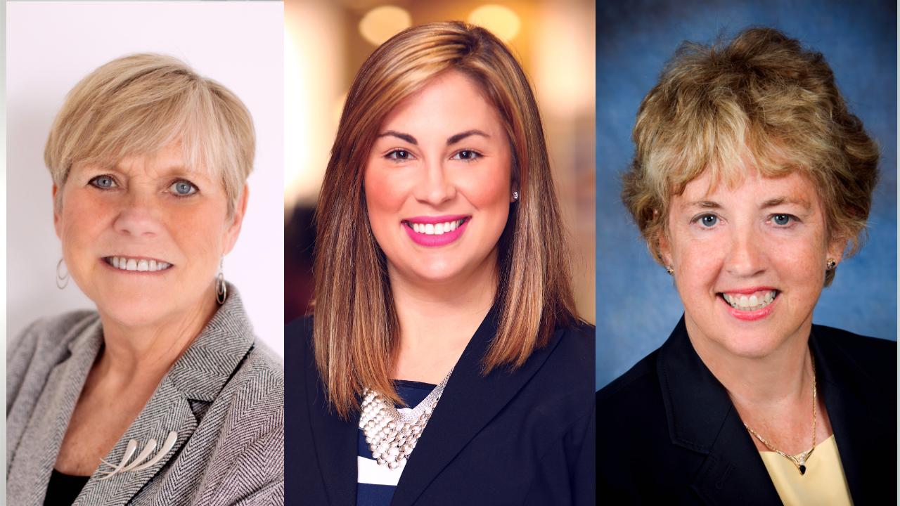 E. Kristen Frederick, Amanda Goyer, and Deborah Mullaney