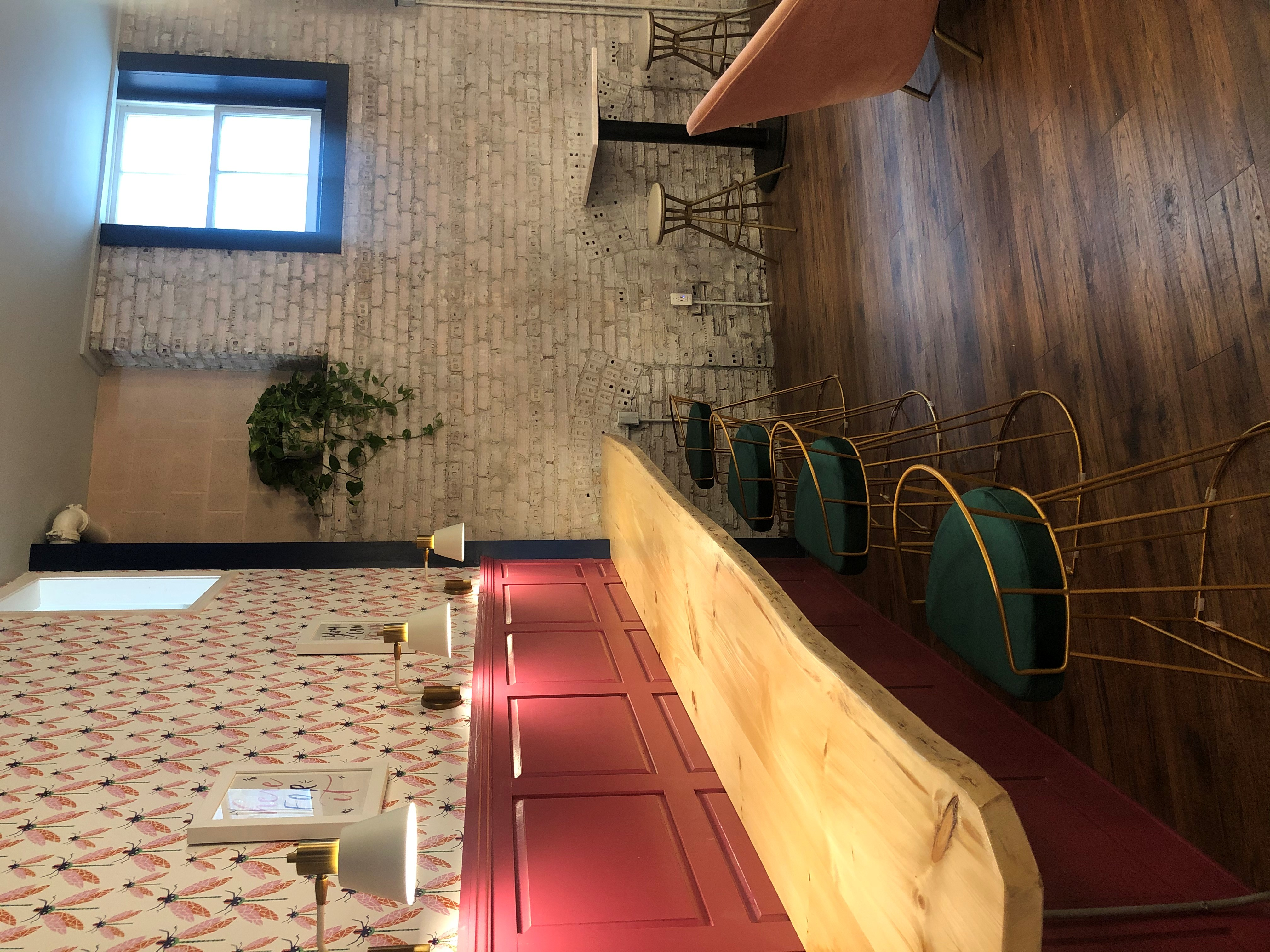 palette cafe and coworking space opens