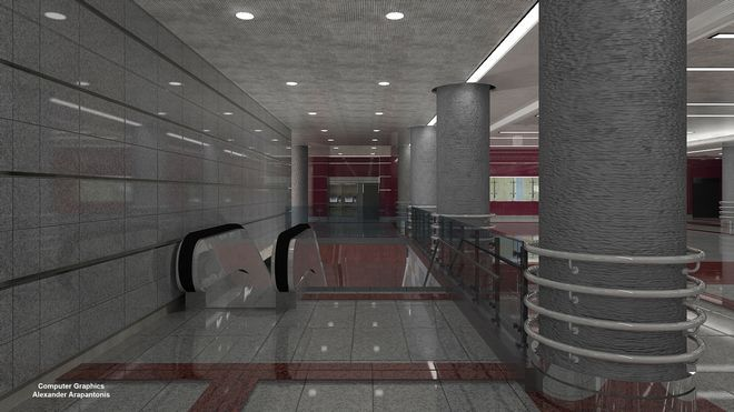 Μετρό: Αποκαλύπτουμε τους σταθμούς μετρό Αγίας Βαρβάρας, Κορυδαλλού και Νίκαιας
