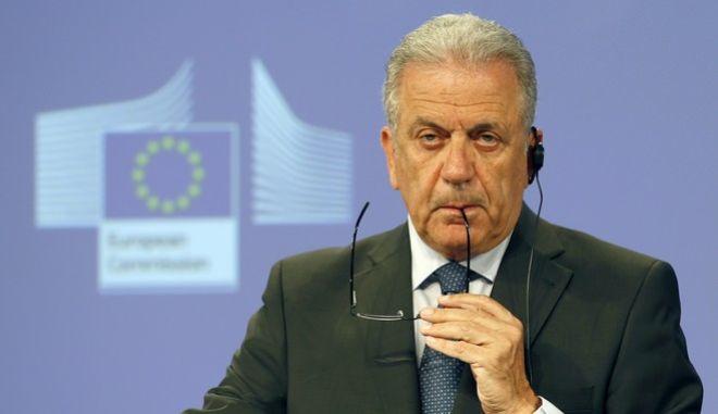 Ο Ευρωπαίος Επίτροπος, Δημήτρης Αβραμόπουλος