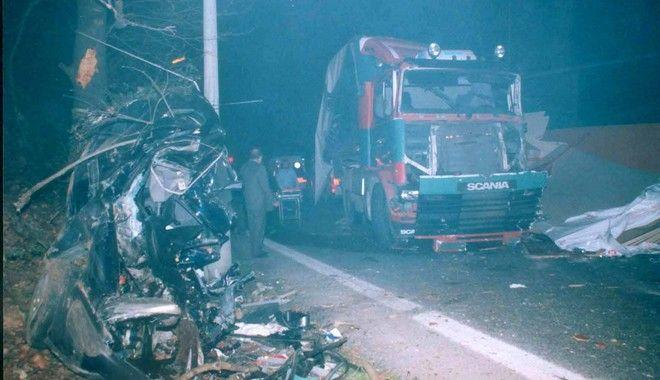Τραγωδία με μαθητές στα Τέμπη το 2003