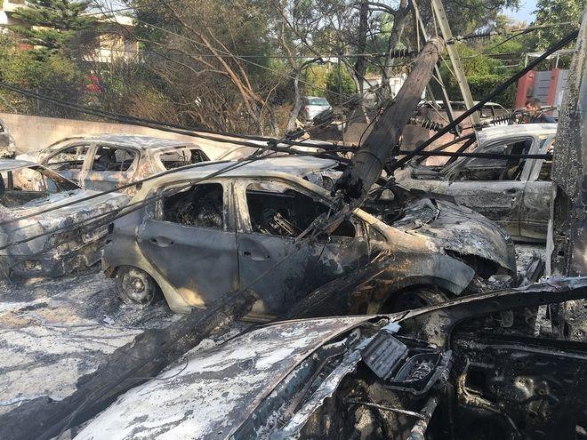 Θλίψη και οδύνη: 50 νεκροί, 1.000 σπίτια και 300 αυτοκίνητα κατεστραμμένα - Φωτογραφίες αποκάλυψης
