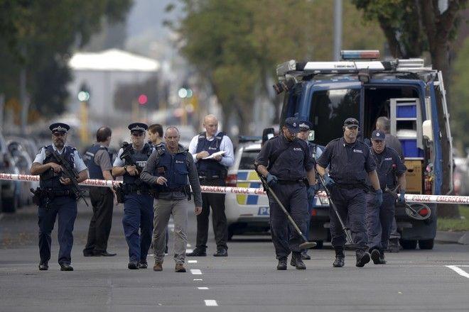 Έρευνες κοντά σε ένα από τα τζαμιά που δέχτηκαν επίθεση στο Κράιστσερς