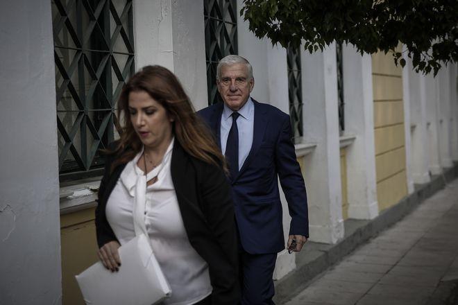 Ο Γιάννος Παπαντωνίου στα δικαστήρια για την απολογία του