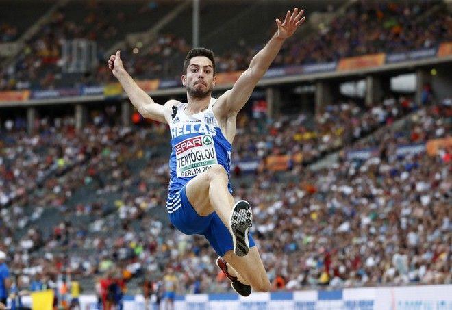 Ο πρωταθλητής Ευρώπης στο άλμα εις μήκος Μίλτος Τεντόγλου θα παραστεί στο φετινό Navarino Challenge (photo by Progame.sa/Instagram)