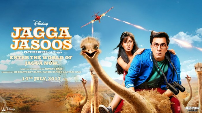Jagga Jasoos FIRST DAY box office report: Ranbir Kapoor and Katrina Kaif's adventure ride has collected this much!