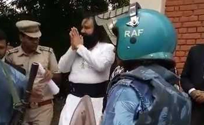 Sauda chief Baba Gurmeet Ram Rahim Singh sentenced to 10 years of rigorous imprisonment