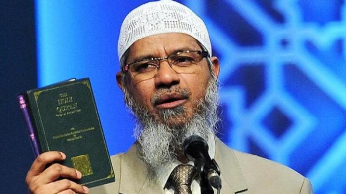 Follow law or face action: Malaysia to Naik