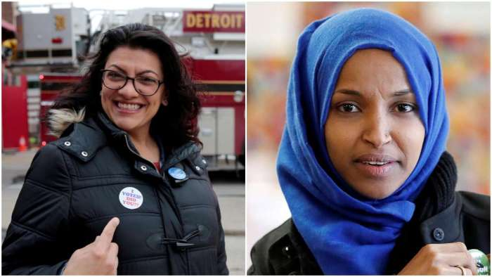 Palestinian-American, former Somali refugee become first Muslim women elected to US Congress