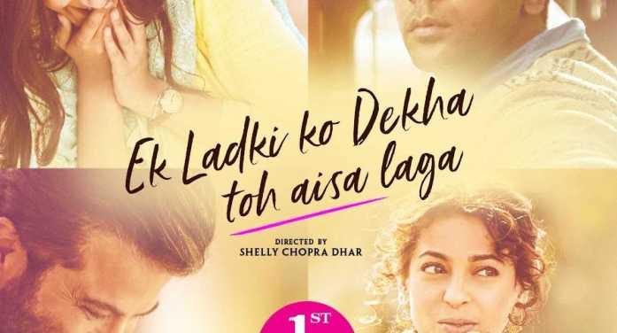 Ek Ladki Ko Dekha Toh Aisa Laga Review