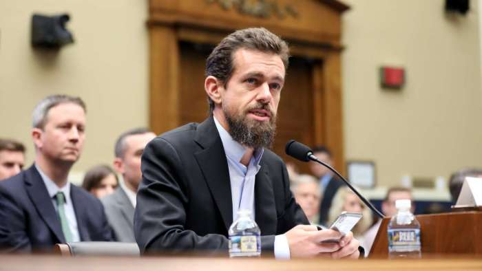 Twitter CEO Jack Dorsey, other top officials refuse to appear before Parliamentary Committee