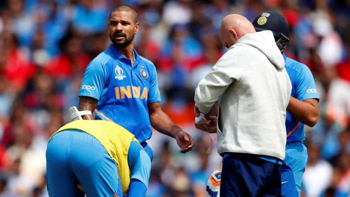 World Cup 2019: Shikhar Dhawan to miss matches against New Zealand, Pakistan due to thumb injury
