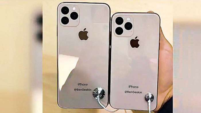 iPhone 11 to feature A13 chip, new Taptic Engine, upgraded front cam