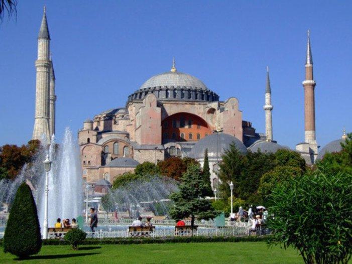 Museum or mosque? Turkey debates future of iconic Hagia Sophia