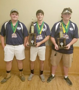 The King's Academy places in SCTP National Championship