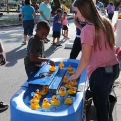 St. John's Elementary hosts FallFestival