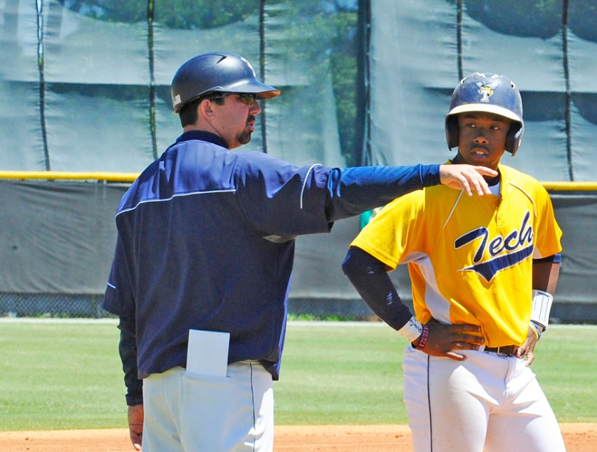 FDTC's Preston McDonald named ABCA/Diamond sports NJCAA D1 Eastern Region Coach of the Year