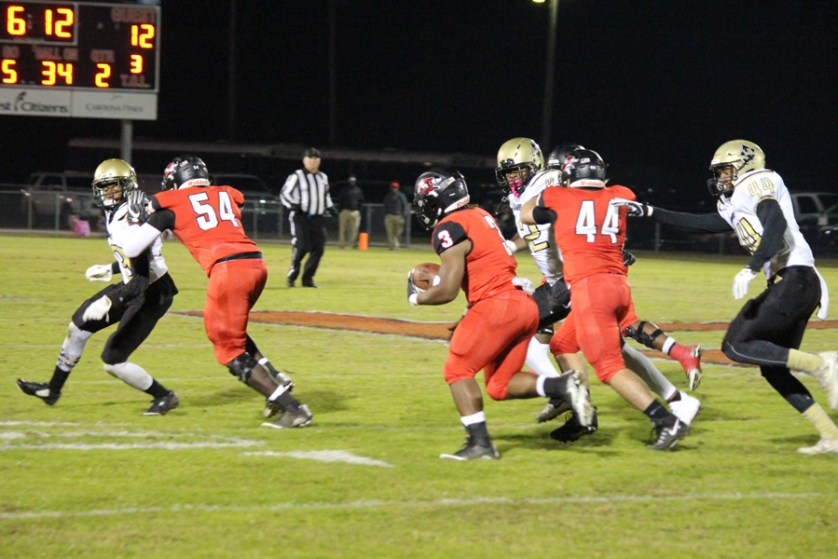 Hartsville's second half resurgence sinks Lower Richland