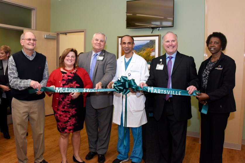 McLeod Health hosts open house, ribbon cutting for new facility