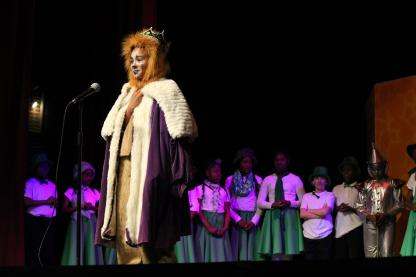 Thornwell School for the Arts presents Wizard of Oz