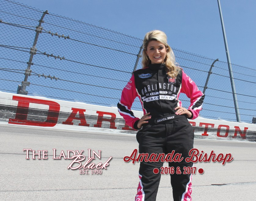 Darlington Raceway looking for next Lady in Black