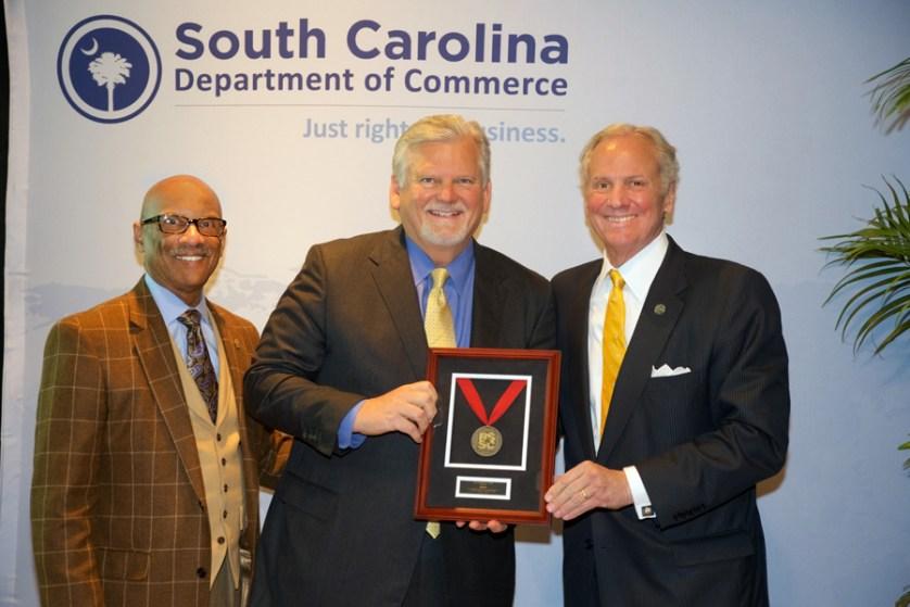 State honors leadership in rural economic development
