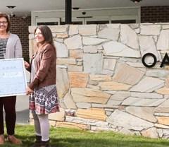 Oakhaven improvements earn DDRA grant money