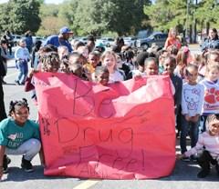 Red Ribbon Week: Kids vs. drugs