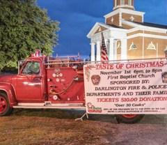 A Taste of Christmas in Darlington