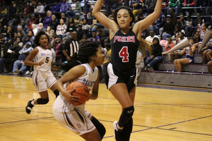 Falcons make it two over Hartsville;  Lady Falcons use run in fourth to ice game