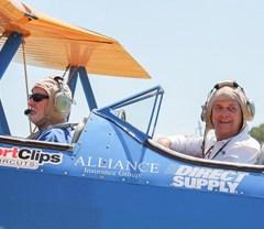 Ageless Aviation takes veterans on dream flights