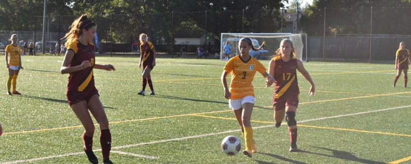 Coker women's soccer drops  home finale to Lincoln Memorial