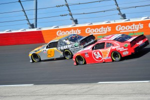 Noah Gragson earns first Darlington Xfinity victory in NASCAR overtime