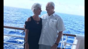 Hubbards celebrate 50th wedding anniversary