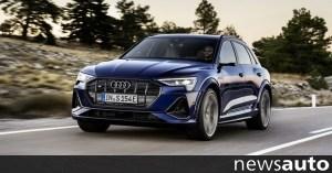 Η Audi ενισχύει τις επενδύσεις σε ηλεκτρικά οχήματα