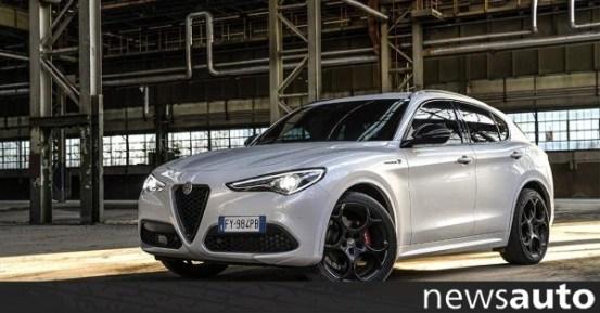 Νέα σπορ Alfa Romeo Stelvio Veloce Ti