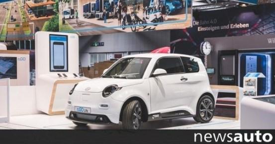 30.000 ηλεκτρικά αυτοκίνητα e.GO κατασκευασμένα… Ελλάδα!