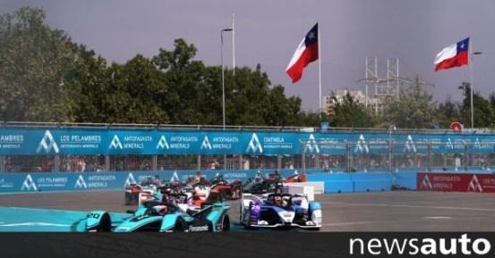 Φόρμουλα Ε: Το Cavid-19 αναβάλλει το ePrix στη Χιλή